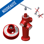 SECURE Kit for pillar hydrants - Series A1 17